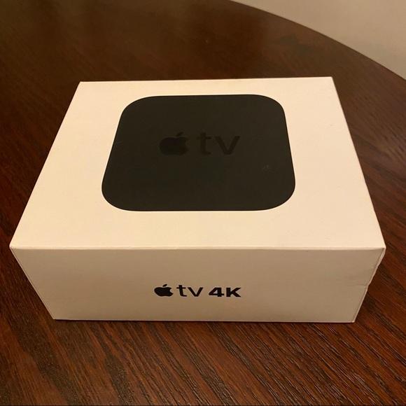 Apple EMPTY BOX for Apple TV 4K HDR 32GB